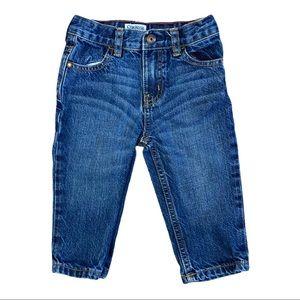 Oshkosh boys classic denim jeans